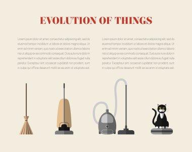 Evolution page