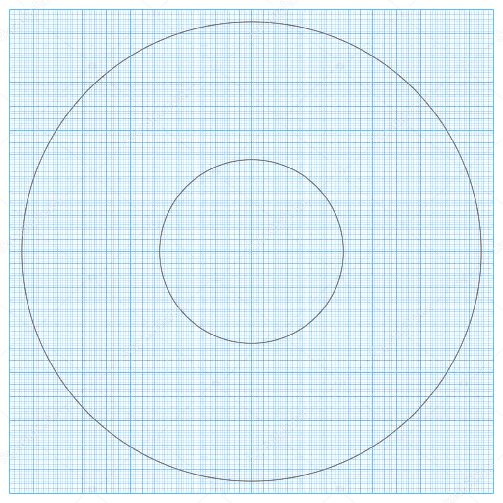texture plotting paper stock vector ifaritovna 121375790