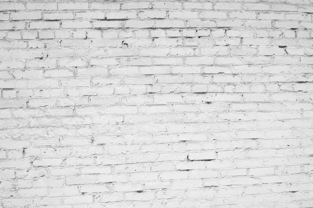 Белая кирпичная стена фон для фотошопа 1