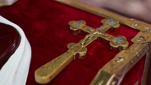 crucifix, cross
