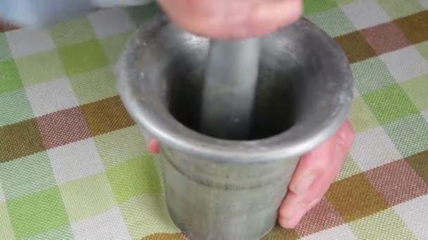 Grind pepper