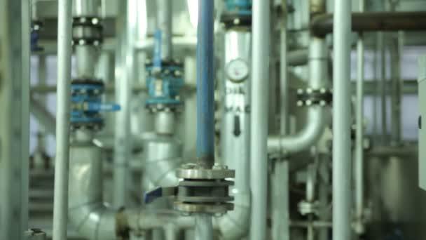 das System zur Herstellung von Metallrohren