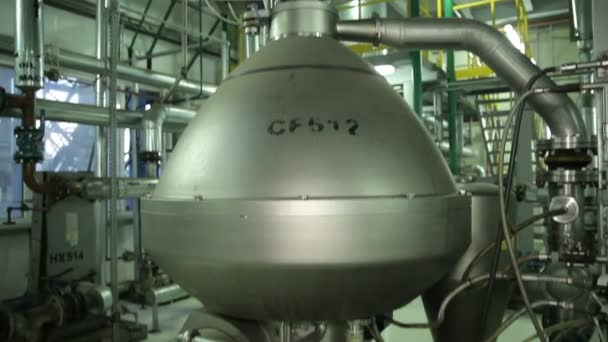 Metal Circular Tanks in Manufacturing