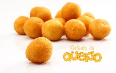Bolinha de queijo traditional food in Brazil