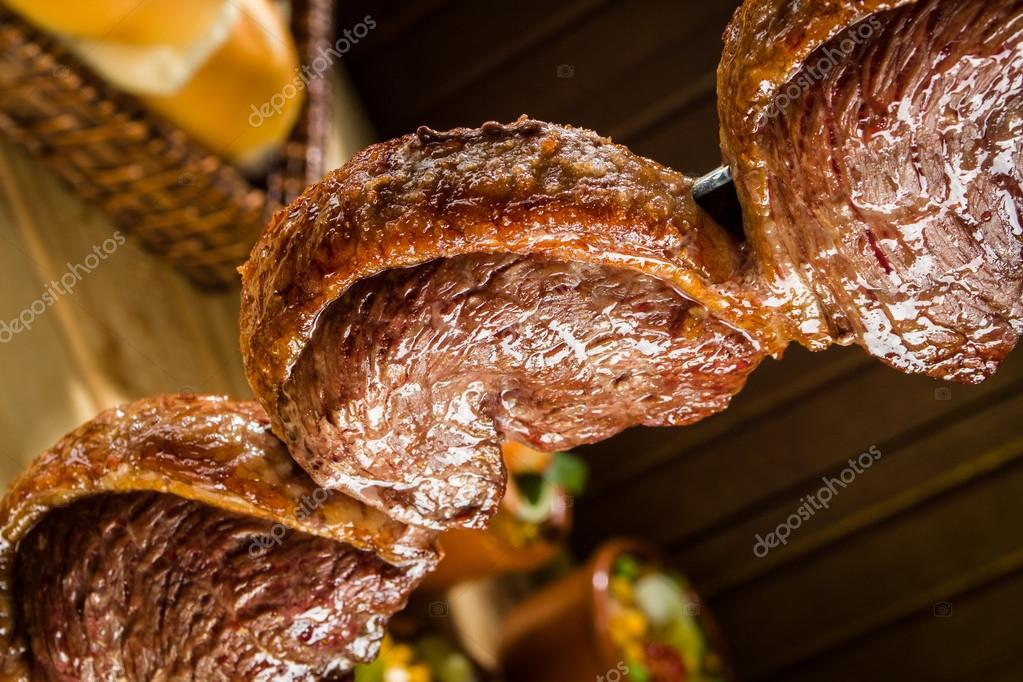 Brazilian barbecue Picanha