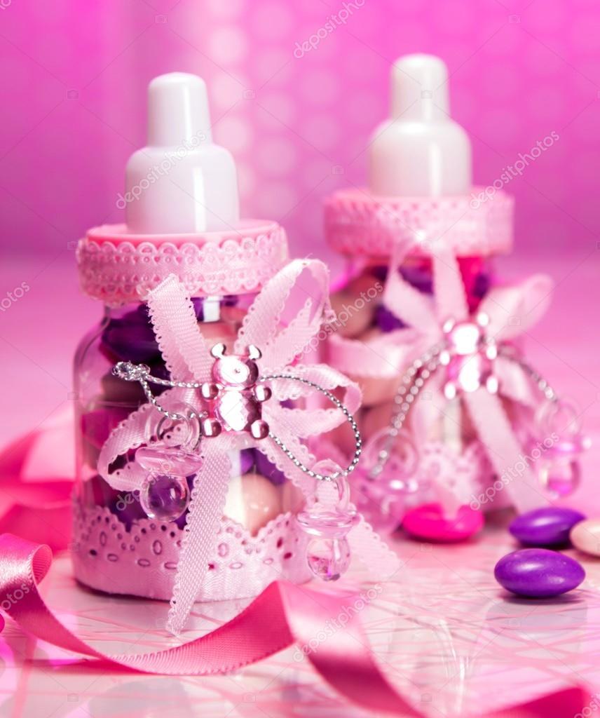 Recuerdos Para Baby Shower Fotos De Stock Diogoppr 69743783