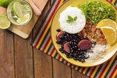 Feijoada hagyományos étel
