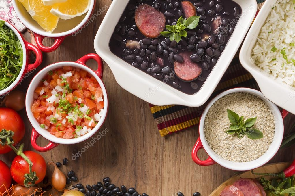 Feijoada traditional dish