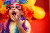 Děti baví na karneval