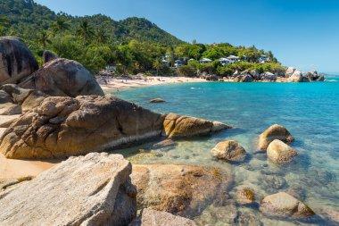 Silver beach at Koh Samui Island