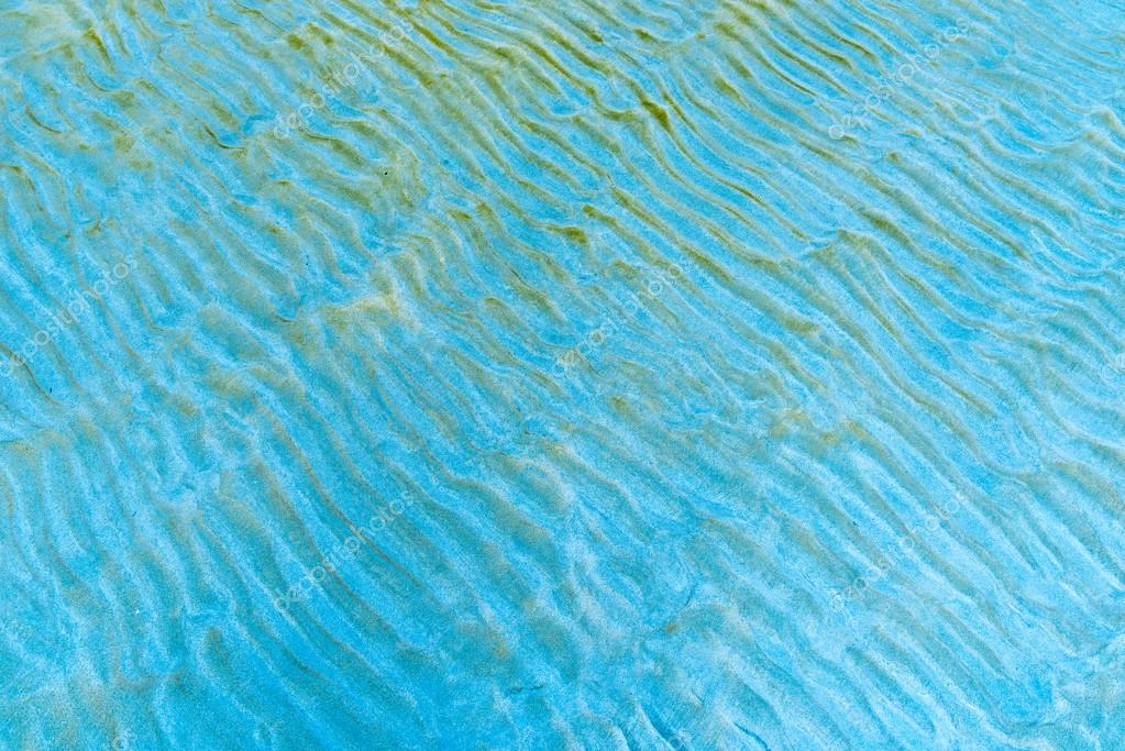 Thai Sandy beach texture