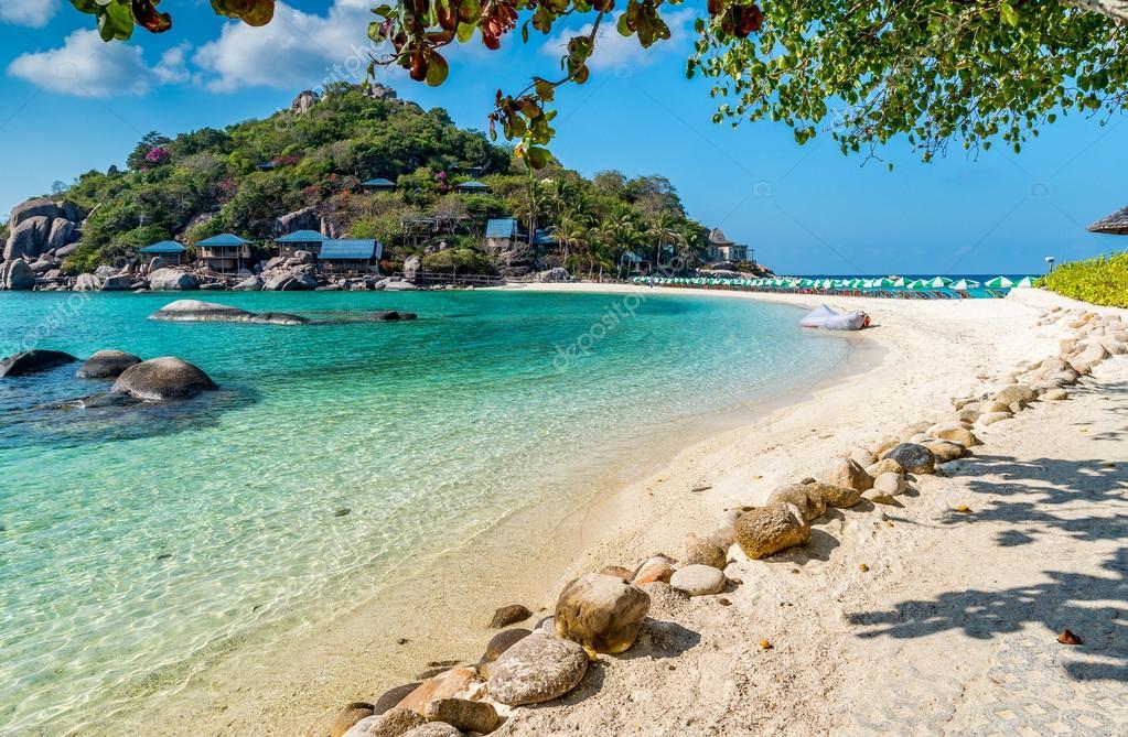 Nang Yuan island, Thailand