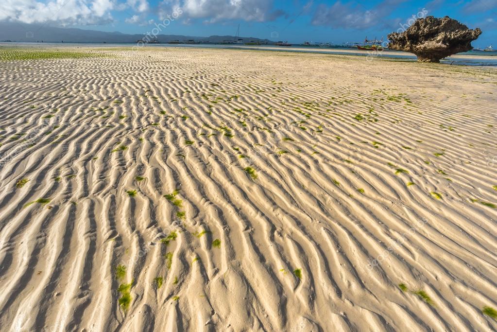 Boracay island White Beach of Philippines