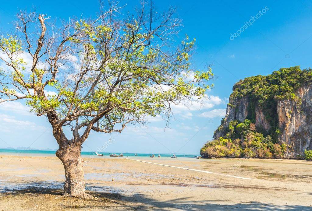 East Railay beach, Thailand