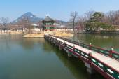 Photo View landsaft from  Emperor Kyoungbok palace