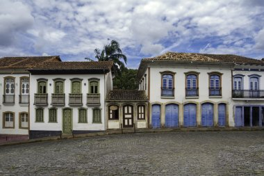 UNESCO World Heritage - Historic Town of Ouro Preto - Brazil