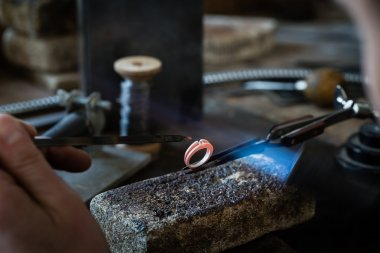 Man Craft jewelery making