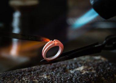 Craft jewelery making