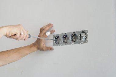 installation socket