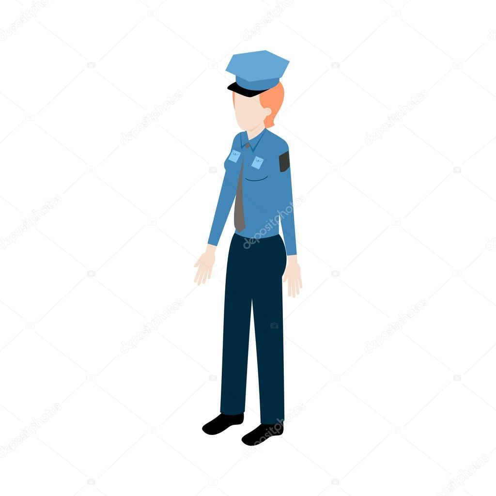 Рыжую и полицейский видео где девушка