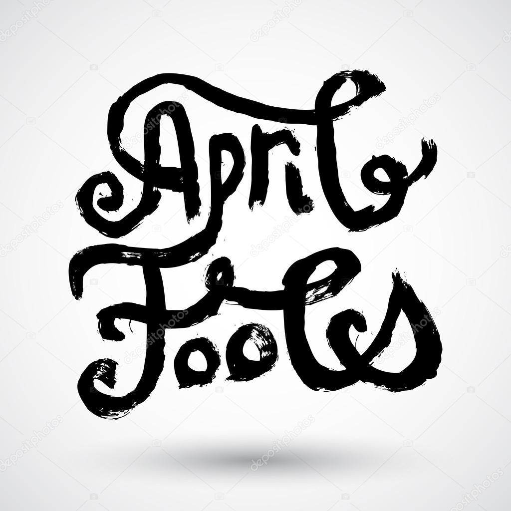 April fools day symbol