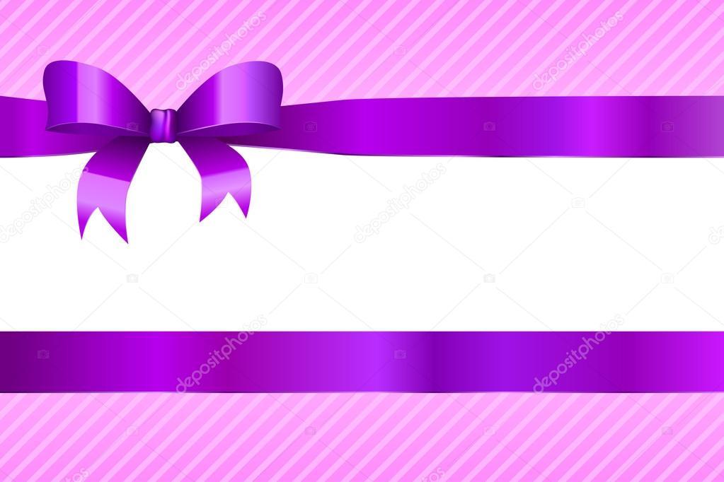 Vector: lazo morado | Fondo abstracto violeta tiras patrón con ...