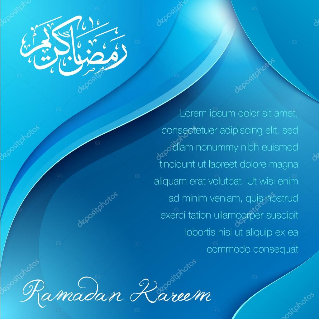 Ramadan kareem greeting arabic calligraphy beautiful ramadan kareem greeting arabic calligraphy beautiful background vector eid muslim moon card month holy culture religion message islamic m4hsunfo