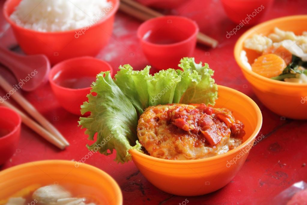 Chinese - Indonesian cuisine