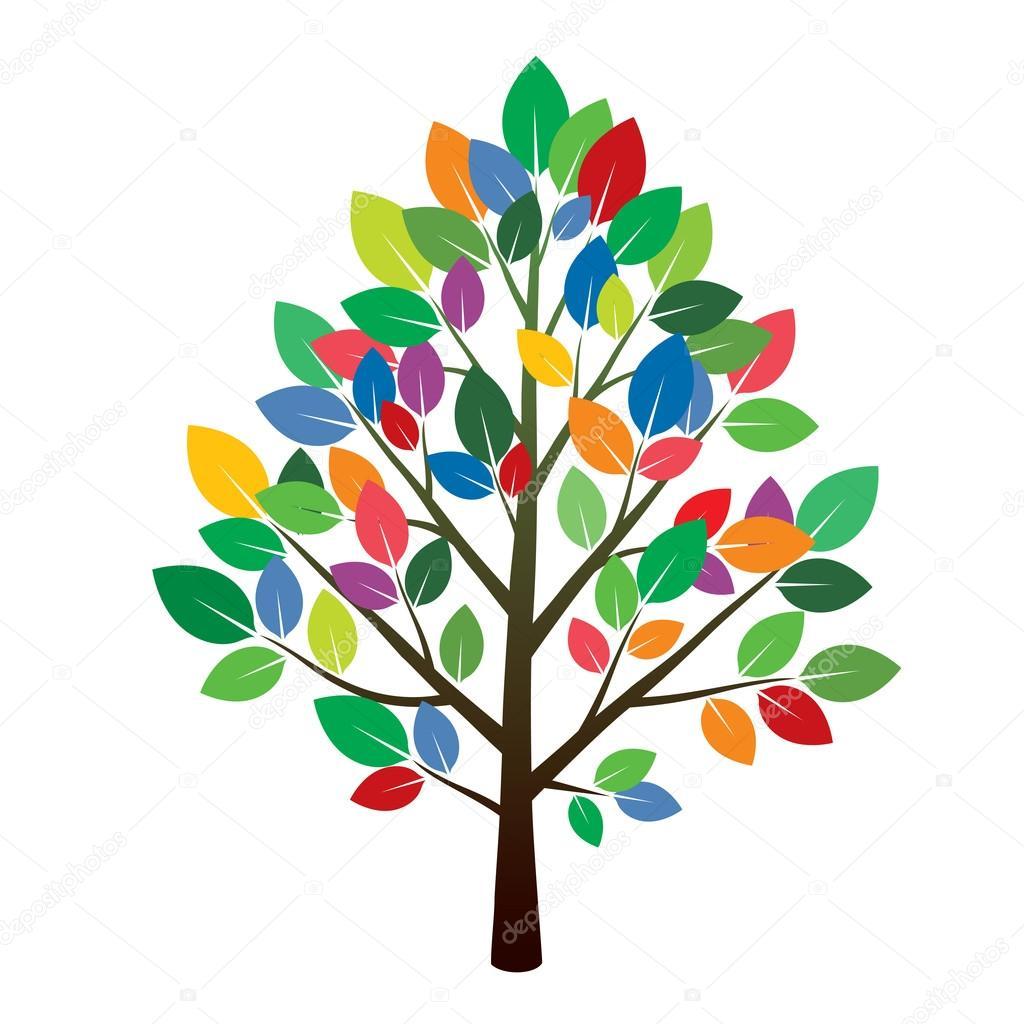 im genes arboles con hojas de colores hojas de rbol y