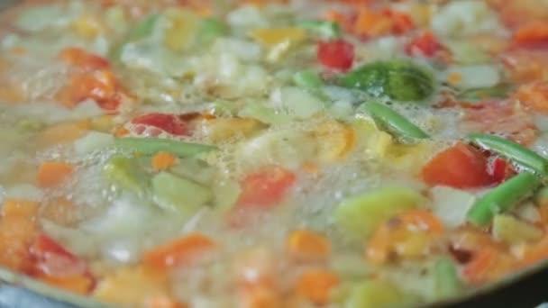Vynikající barevná zelenina
