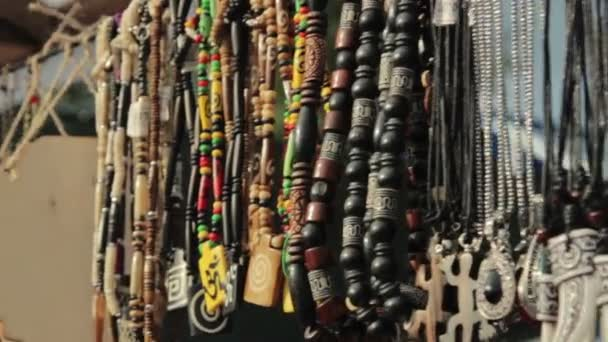 colorful traditional ethnic jewelry sold