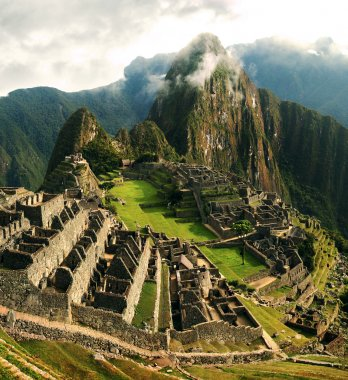 Machu Picchu - lost Incan city