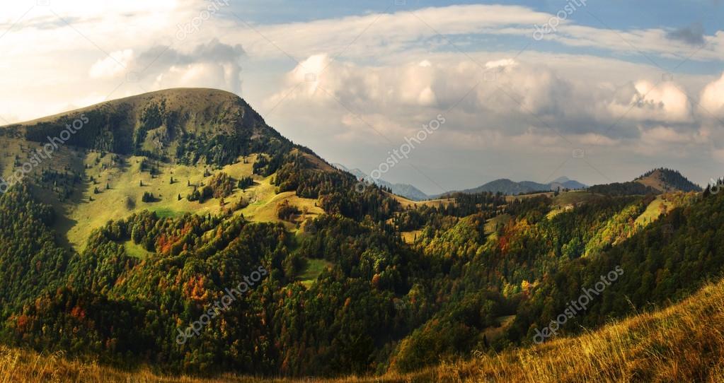 Slovakia Mountains trekking