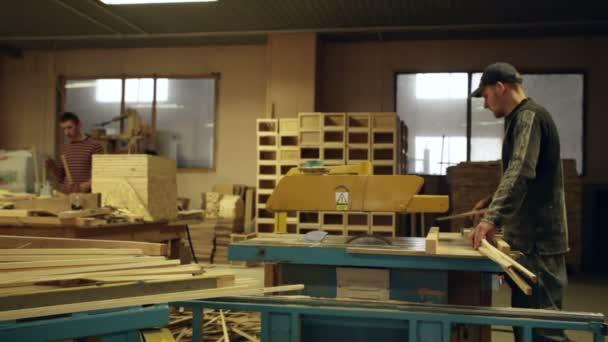 Tischlerei Holzproduktion