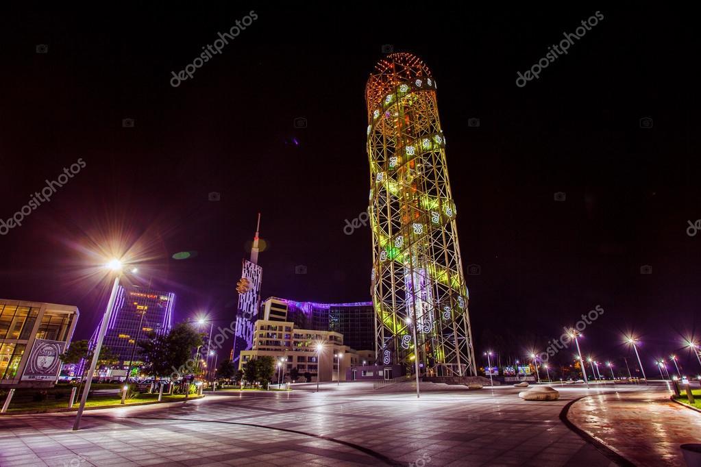 Night Batumi