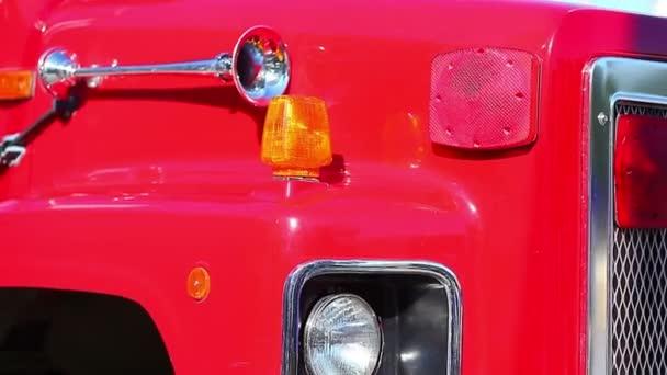 Nový hasičský vůz