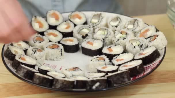 Sushi szendvicses készlet