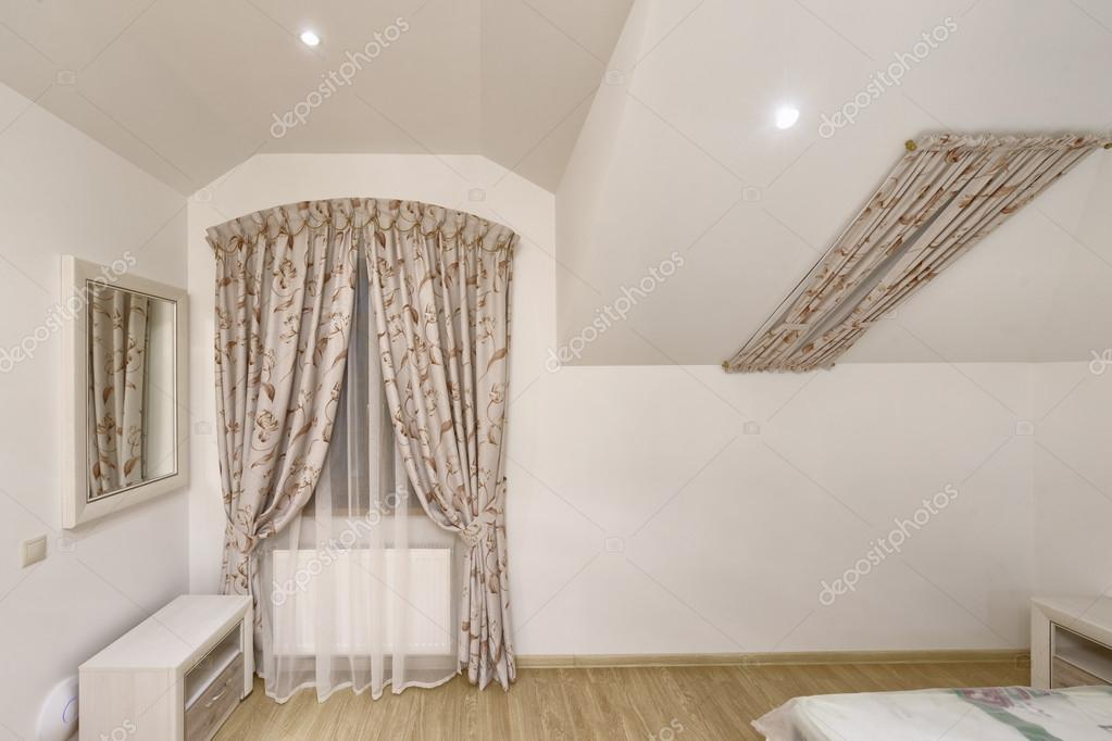decoratie gordijnen — Stockfoto © ovchinnikovfoto #106201570
