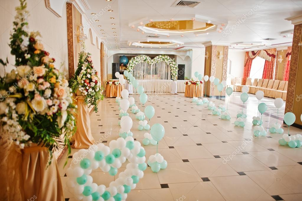 ballonger till bröllop