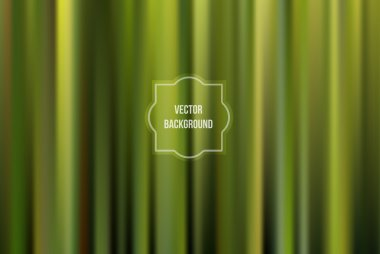 Abstract blurred  background. Vector illustration of soft colored abstract background. Bright green color clip art vector