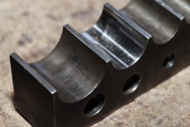 Tool master jeweler closeup