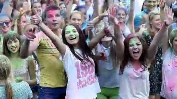 Festival barev Holi