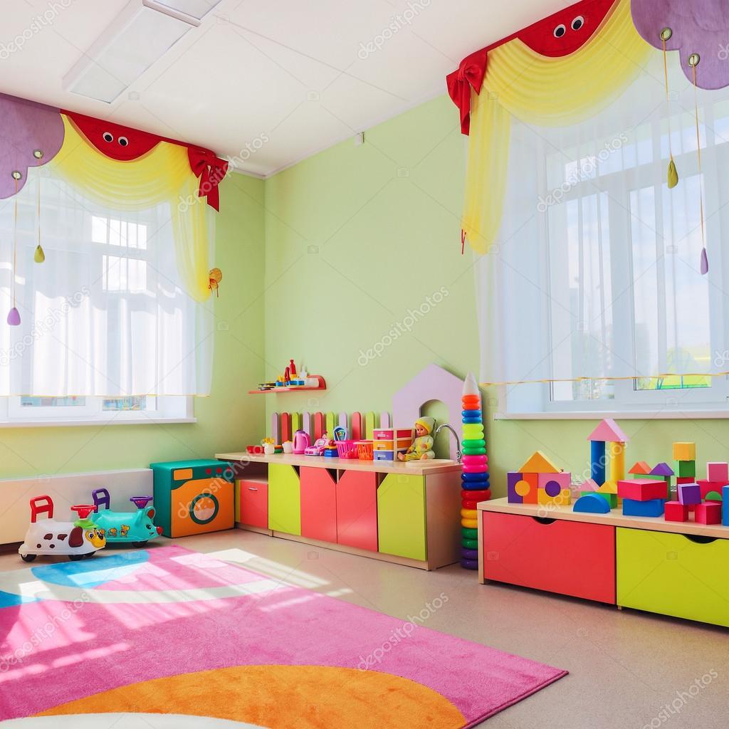 sala de juegos y actividades en el jardn de la infancia u foto de kot