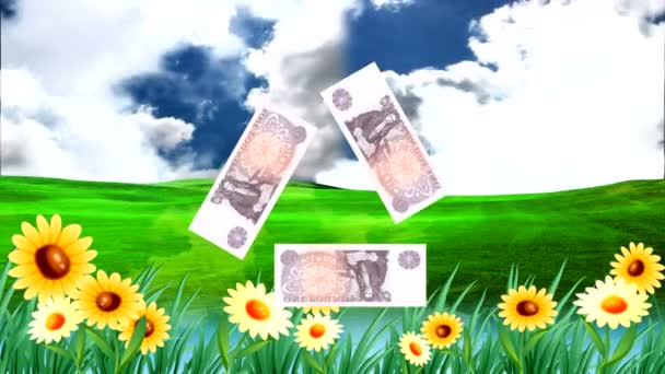 Recycling pounds concept