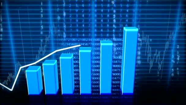 Růst ekonomiky grafu