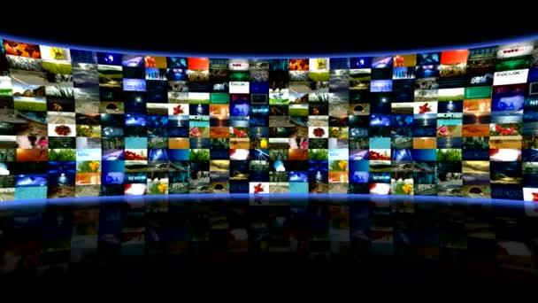 Videó-kollázs világa