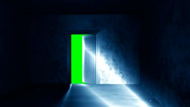 posmrtný život nebe dveře