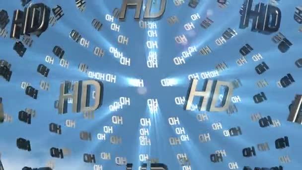 přesouvání ikon hd