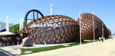 Malaysian pavilion in Expo 2015, Milan