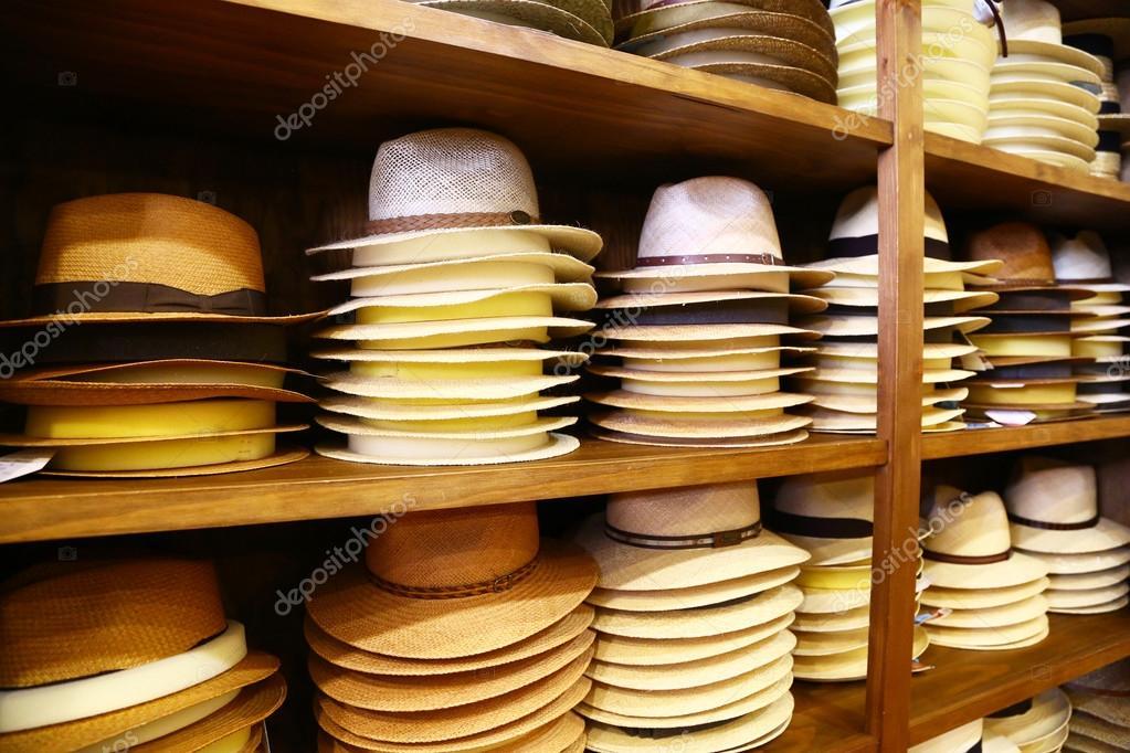 Traditional spanish hats for sale — Stock Photo © toucanet  77232444 b718e72e489